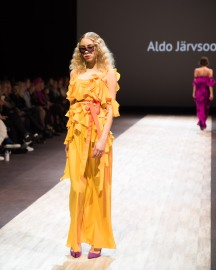 Tallinn Fashion Week '16 Aldo Järvsoo