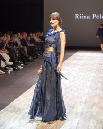 Tallinn Fashion Week '16 Riina Põldroos